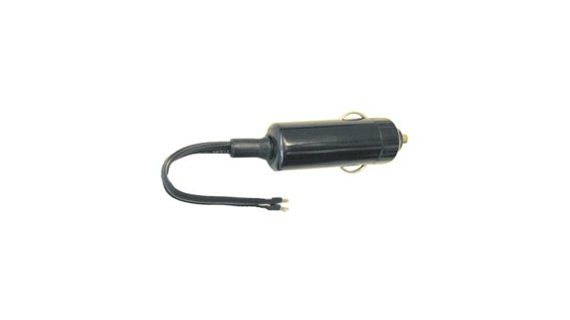 12 Volt Cigarette Plug with Leads