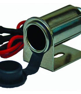 under-dash-receptacle