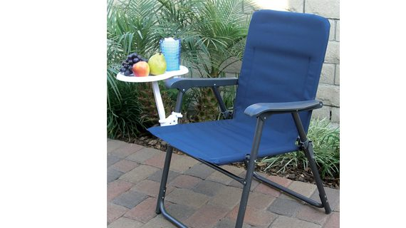 Utility Tray For Folding Recliners and Chairs