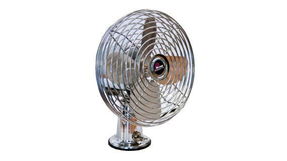 Chrome 2 Speed Fan