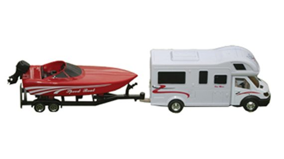 Class C & Speed Boat