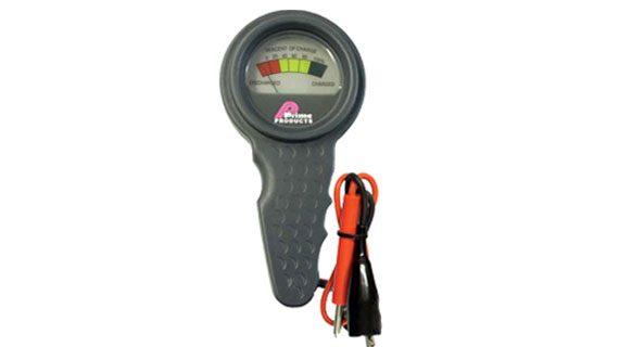 12 Volt Hand Held Battery Meter
