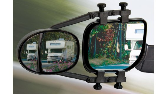 XLC 4.0 Clamp On Tow Mirror