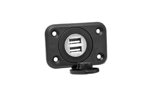 DUAL USB 2.1 AMP