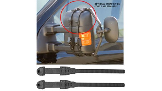 Extension Strap Kit for XLR Ratchet Mirrors